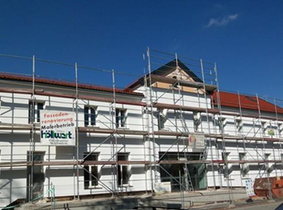 006m Maler Fassade Waizenkirchen Lehner Wolle